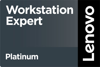 Workstation Expert Platinum - Zertifizierung der MetaComp GmbH bei Lenovo
